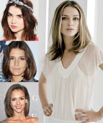 Medium Length Bob Haircuts Hair by The 8 Most Flattering Cuts For Oval Faces With Cheap Human Hair