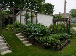 backyard ideas small space vegetable garden design small