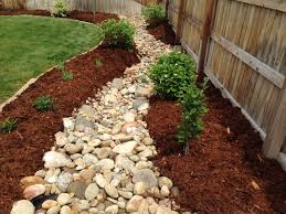 outdoor u0026 patio awesome french drain system idaes with gravel and