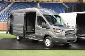 ford transit rv 2014 ford transit van will come with 3 2 liter diesel five