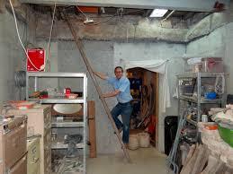 the man cave build under a suburban home manspace magazine