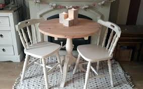 shabby chic round dining table shabby chic round dining table and chairs shabby chic round dining