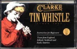 the clarke tinwhistle handbook book cd by bill ochs