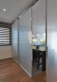 sliding doors glass the sliding door company silver finish room divider solo design