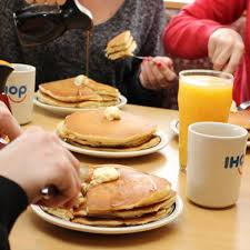 Get Free Pancakes At Participating Ihop Starting At 4 99 Fall Into A Pile Of Latte