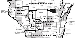 Lake Winnebago Map Holiday Hunt For Select Farmland Zone Units Begins Dec 24