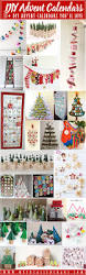 diy advent calendars for your christmas countdown