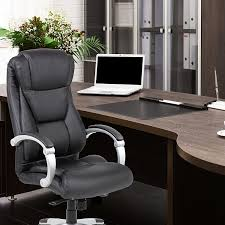 Executive Office Chair Design Amazon Com Genesis Large Executive Office Chair Sleek U0026 Neutral