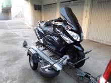 porta scooter per auto carrello trasporto moto macchine e moto in vendita kijiji