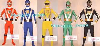 lycra halloween mask new unisex power ranger suit lycra spandex fancy superhero suit