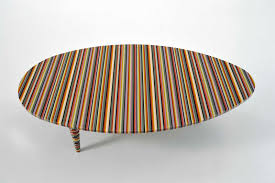 Colorful Furniture by Allê Design U0027s Whimsical Hybrid Furniture Collection Made Of