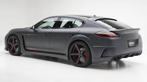 porsche panamera bodykit porsche panamera wide kit introduced by misha designs