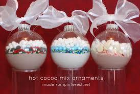 cocoa mix ornaments tgif this is