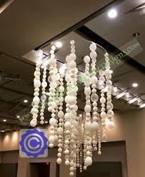 Party Chandelier Decoration by 594 Best Balloon Ceilings Images On Pinterest Balloons Balloon