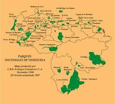 imagenes monumentos naturales de venezuela el sistema de parques y monumentos nacionales