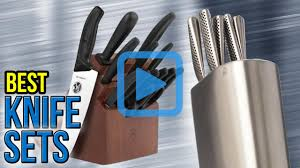 top 10 knife sets of 2017 video review