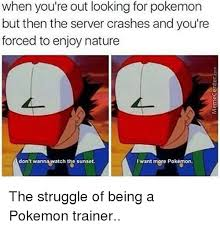 Pokemon Trainer Red Meme - 25 best memes about pokemon trainer pokemon trainer memes