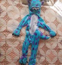 Sully Monsters Halloween Costume Monsters Sully Costume Ebay