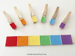 paint match rainbow paint chip color match