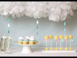 cheap baby shower decorations ideas