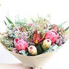 brisbane native plants choose your style poppy rose same day flower delivery in brisbane