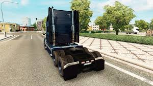 volvo hd trucks vnl 780 v0 5 for euro truck simulator 2