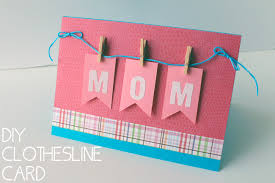 cute pink mother birthday greeting card with pink shell pattern