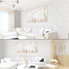 compare prices on wall decals abstract online shopping buy low brick pe foam 3d wall stickers home decorative wallpaper waterproof diy wall decals for living room