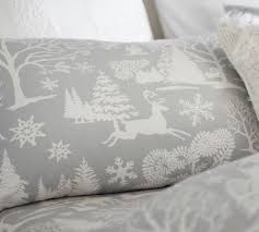 black friday flannel sheets frosted forest organic flannel sheet set pottery barn