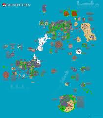 Best World Map Pokemon World Map By Drbig47 On Deviantart