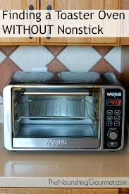 Toaster Oven Under Counter Finding A Toaster Oven Without Nonstick