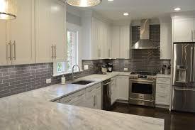 gray and white kitchens gorgeous gray white kitchen modern kitchen richmond by