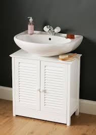 Bathroom Designs With Pedestal Sinks Exquisite Brilliant Bathroom Pedestal Sink Storage Cabinet