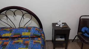 puebla mexico hotel del centro economico y sencillo youtube