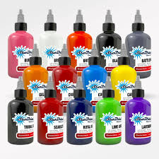 tattoo ink pictures starbrite tattoo ink 14 color set
