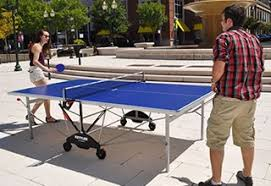 outdoor ping pong table costco game room costco