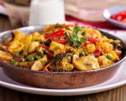 cuisiner dans un wok wok de tofu aux légumes spécial cuisine végétarienne recette