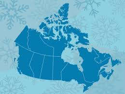 Instant Weather Map Winter Weather 2018 A Canada Wide Look At What You Can Expect