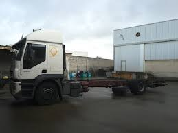 stralis iveco stralis 350 with 864000km of 2004 in zamudio