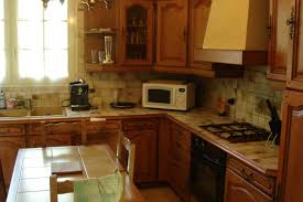 repeindre une cuisine rustique charmant relooker cuisine rustique avant aprs avec cuisine