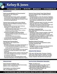 Marketing Resumes Digital Marketing Resume Digital Marketing Resume Of Bridget