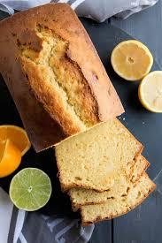 triple citrus pound cake the merchant baker