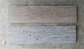 Stacked Stone Veneer Backsplash by Pink Quartzite Wall Stone Cladding Corner Prices Cultured Stone