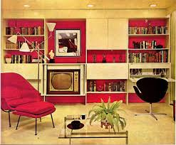 60s Decor Living Room 60s More Pictures From Vintage Living Room Interior