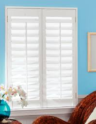 Wooden Plantation Blinds Window Shutters For The Main Floor Front Windows New Home
