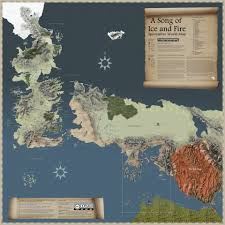 World Map Winter by Winter Is Coming Game Of Thrones Page 16