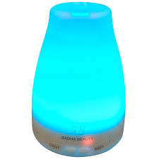 Essential Oil Amazon Amazon Com Radha Beauty Essential Oil Diffuser 7 Colors 120 Ml