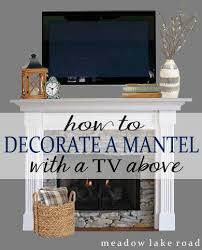 How To Decorate A Traditional Home How To Decorate A Mantel Step By Step Mantels Decorating And