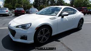 nissan brz black 2013 subaru brz limited start up exhaust and in depth review