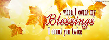 when i count my blessings i count you cover
